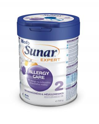Sunar Expert Allergy Care 2 700 g