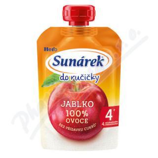 Sunárek Do ručičky JABLKO 100g