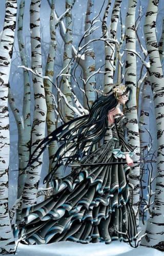 Sunsout Puzzle 1000 Dílků Nene Thomas - Aveliad The Forest