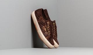 Superga 2750 Fabric Synthetic Zebra W Brown-Bronze