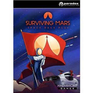 Surviving Mars: Space Race Plus