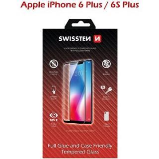 Swissten Case Friendly pro iPhone 6 Plus/6S Plus bílé