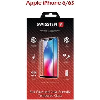 Swissten Case Friendly pro iPhone 6/6S bílé