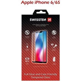 Swissten Case Friendly pro iPhone 6/6S černé