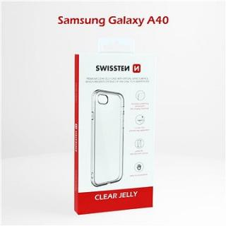 Swissten Clear Jelly pro Samsung Galaxy A40