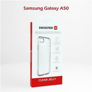 Swissten Clear Jelly pro Samsung Galaxy A50
