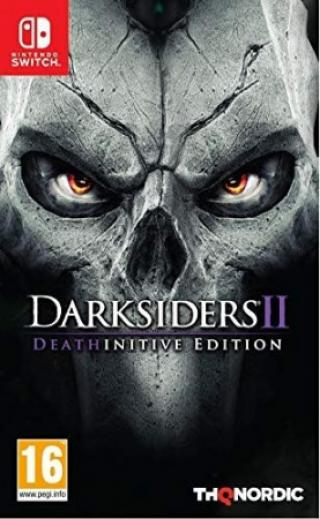 SWITCH Darksiders II: Deathinitive Edition,