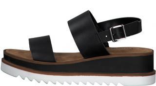 Tamaris Dámské sandále 1-1-28007-24-007 Black Uni 37