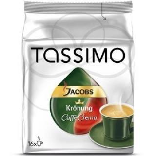 TASSIMO CAFÉ CREMA  JACOBS KRÖN.