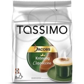 TASSIMO CAPPUCCINO  JACOBS KRÖN.