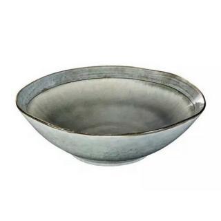 Tescoma Hluboký talíř EMOTION 19 cm, šedá