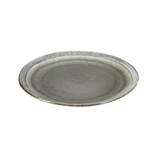 Tescoma Mělký talíř EMOTION 26 cm, šedá