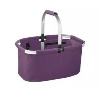 Tescoma Nákupní košík skládací SHOP!, fialová