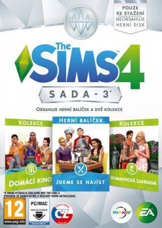 The Sims 4 - Bundle Pack 3 EA, 5035225118204