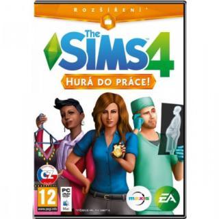 The Sims 4 - Hura do prace EA, 5030937112519