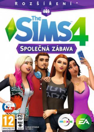 The Sims 4 - Společná zábava EA, 5035228112759