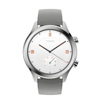 TicWatch C2  Platinum Silver chytré hodinky