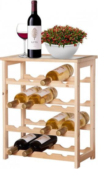 TimeLife Držák na víno, 16 lahví - použité