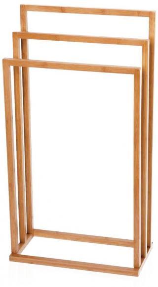 TimeLife Věšák na ručníky bambus - rozbaleno