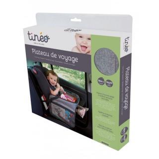 Tinéo Cestovní stoleček na autosedačku - rozbaleno