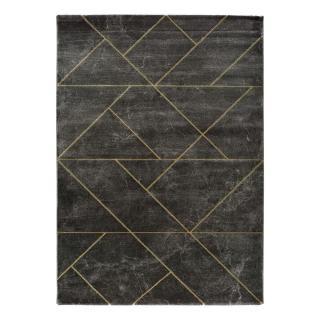 Tmavě šedý koberec Universal Artist Line, 60 x 120 cm