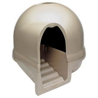 Toaleta pro kočky Petmate Booda Cleanstep - univerzální uhlíkový filtr 3 ks