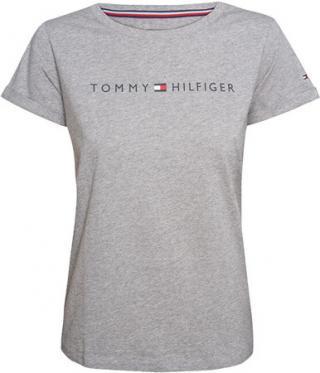 Tommy Hilfiger Dámské triko UW0UW01618-004 - Velikost L