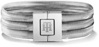 Tommy Hilfiger Masívní ocelový náramek TH2700975 - SLEVA