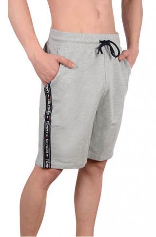 Tommy Hilfiger Pánské kraťasy Short Hwk Grey Heather UM0UM00707-004 M