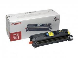 Toner Canon EP-701Bk černý , 9287A003