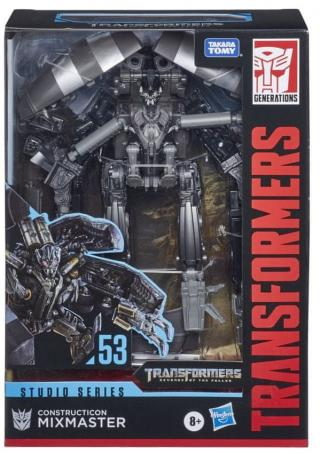 Transformers Generations Voyager Mixmaster - rozbaleno