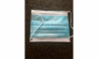 Třívrstvá jednorázová ústenka DispoMask, 50ks