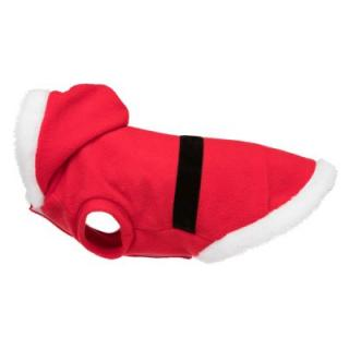 Trixie Santa kabátek pro psy - M: délka zad cca 45 cm