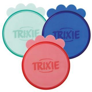 Trixie víčko na konzervy - Sada 3 víček