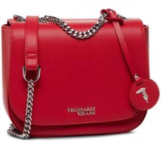 Trussardi Jeans červená crossbody kabelka 75B00899-9Y099999