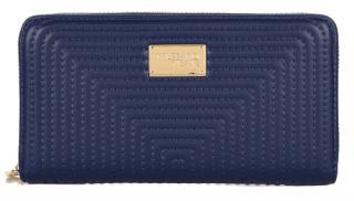 Trussardi Jeans dámská tmavě modrá peněženka 75W00227-9Y099999