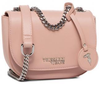 Trussardi Jeans růžová crossbody kabelka 75B00900-9Y099999