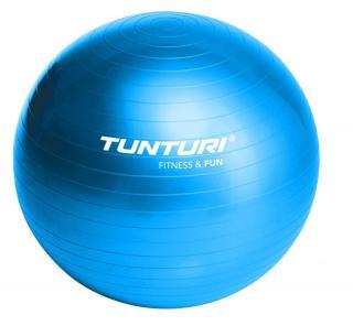 Tunturi Gym Ball 75cm modrá - zánovní