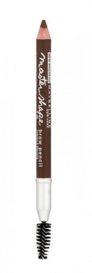 Tužka na obočí Maybelline - Master Shape Deep Brown 3 g