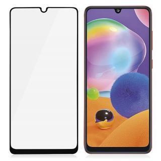 Tvrzené sklo PanzerGlass Edge-to-Edge na Samsung Galaxy A31 černý