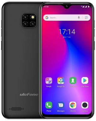Ulefone Note 7, 1GB/16GB, Black - použité