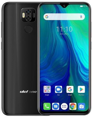 Ulefone Power 6, 4GB/64GB, Black - rozbaleno