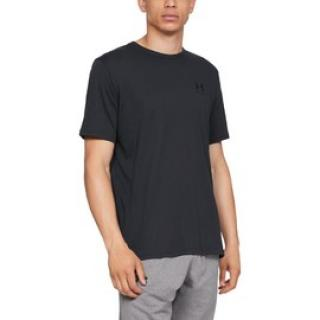 Under Armour SPORTSTYLE LEFT CHEST SS-BLK