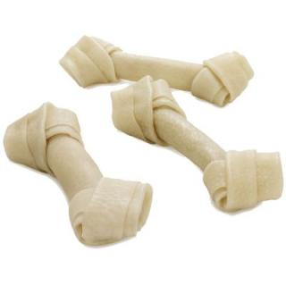 Úsporné balení Barkoo vázané kostičky ke žvýkání - 24 ks à ca. 7 cm