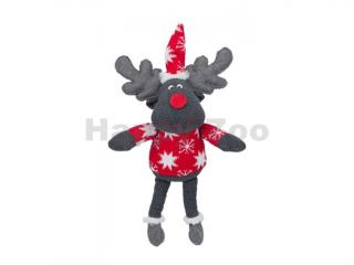 Vánoční hračka TRIXIE plyš - sob 42cm