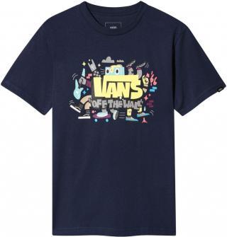 Vans chlapecké tričko XL modrá
