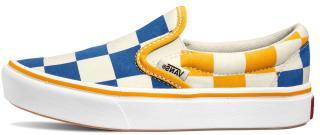 Vans dětské tenisky ComfyCush Slip-On  31 bílá