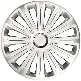 Versaco Poklice TREND RC Silver sada 4ks 16 - rozbaleno