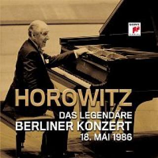 Vladimir Horowitz – Das legendare Berliner Konzert 18.Mai 1986 CD