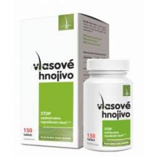Vlasové hnojivo 150 tablet